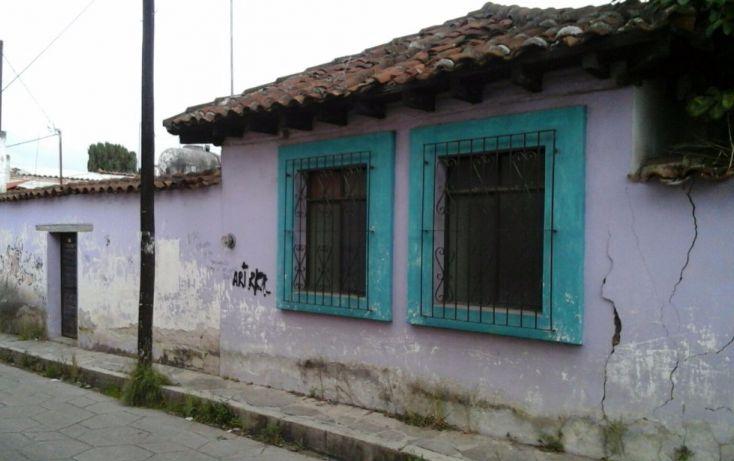 Foto de terreno habitacional en venta en vicente guerrero 24, el cerrillo, san cristóbal de las casas, chiapas, 1704924 no 01
