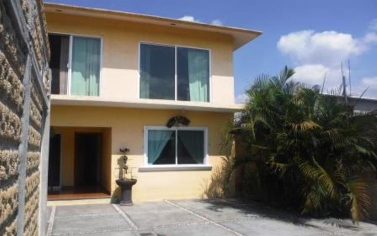 Foto de casa en venta en  , vicente guerrero 3a ampliaci?n, cuautla, morelos, 1082905 No. 01