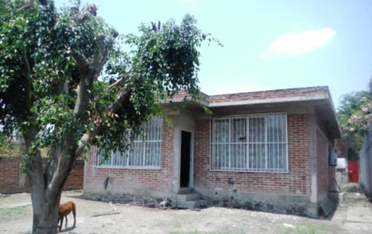 Foto de casa en venta en  , vicente guerrero 3a ampliación, cuautla, morelos, 1594326 No. 01