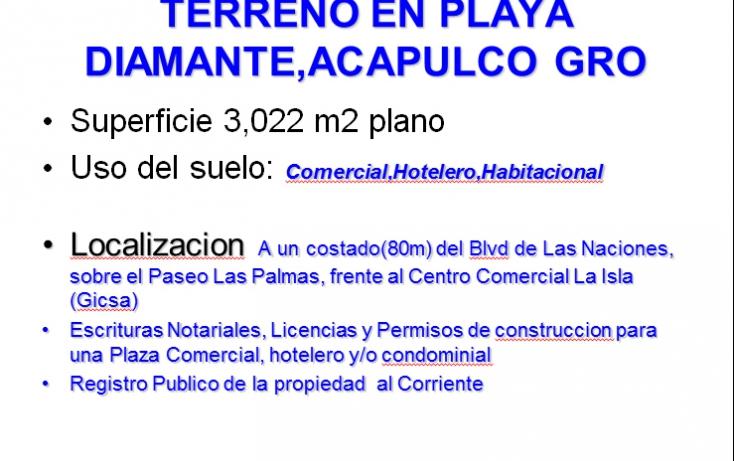 Foto de terreno habitacional en venta en, vicente guerrero, acapulco de juárez, guerrero, 616190 no 03