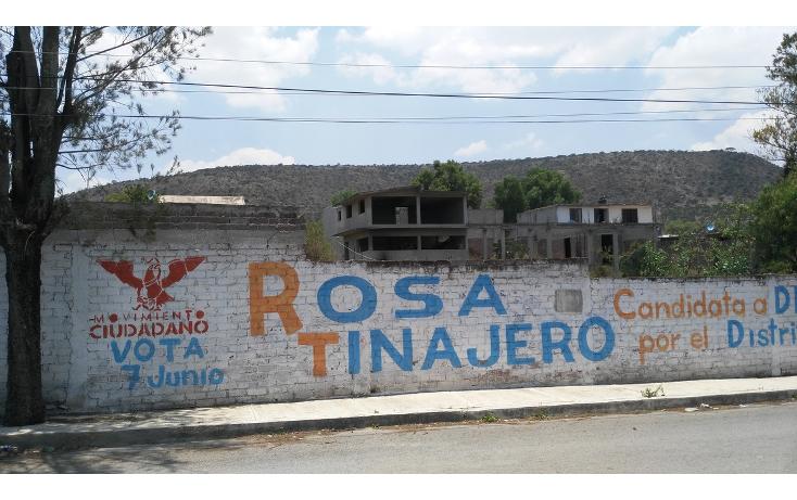 Foto de terreno habitacional en venta en vicente guerrero , adolfo lópez mateos, tequixquiac, méxico, 1940705 No. 02