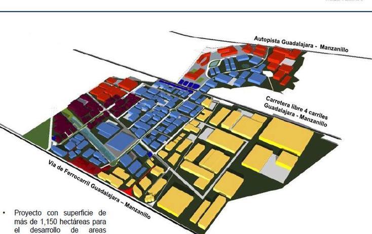 Foto de nave industrial en venta en vicente guerrero , centro logistico jalisco, area habitacional, zacoalco de torres, jalisco, 595575 No. 04
