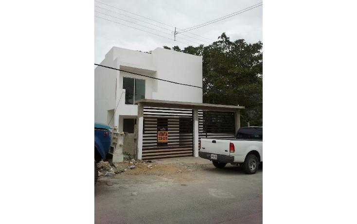 Foto de casa en venta en  , vicente guerrero, ciudad madero, tamaulipas, 1056069 No. 01