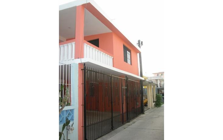 Foto de casa en venta en  , vicente guerrero, ciudad madero, tamaulipas, 1693914 No. 01