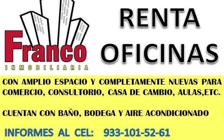 Foto de oficina en renta en  , vicente guerrero, comalcalco, tabasco, 1090985 No. 03
