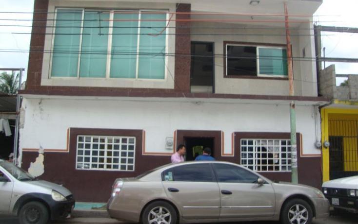 Foto de casa en venta en  , vicente guerrero, comalcalco, tabasco, 1461687 No. 01