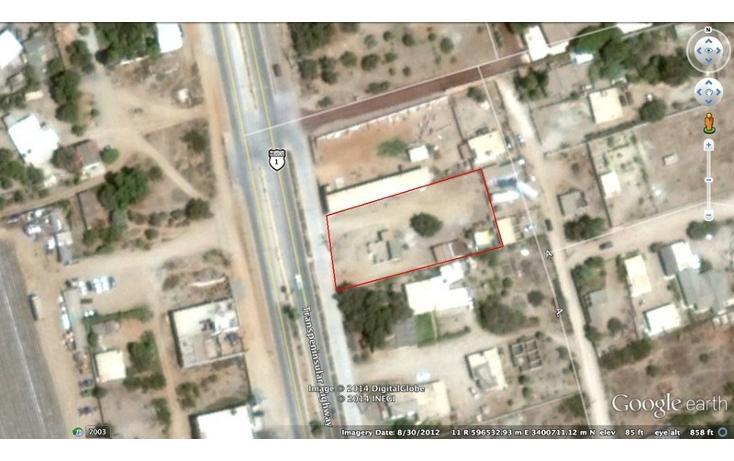 Foto de terreno comercial en venta en  , vicente guerrero, ensenada, baja california, 450738 No. 02