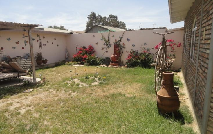 Foto de casa en venta en  , vicente guerrero, ensenada, baja california, 489114 No. 20