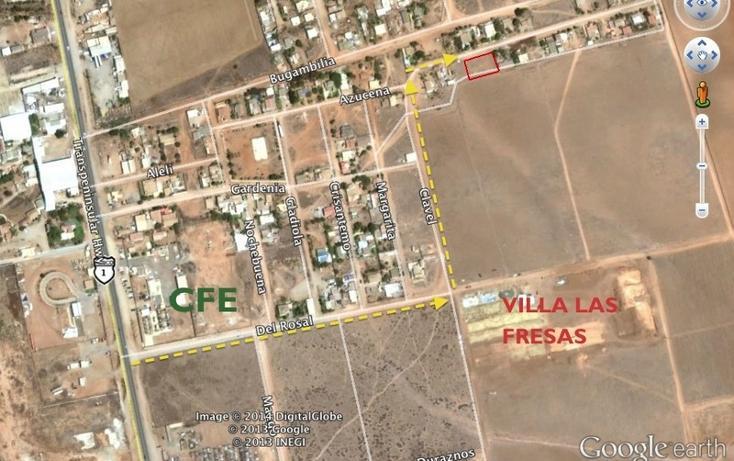 Foto de terreno habitacional en venta en  , vicente guerrero, ensenada, baja california, 532652 No. 02