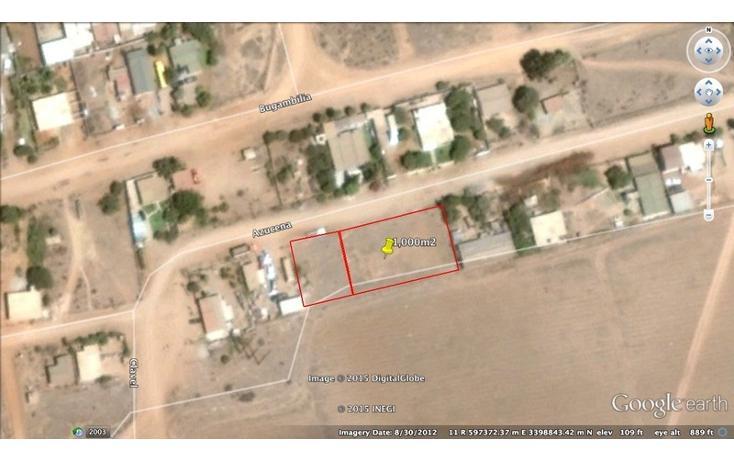 Foto de terreno habitacional en venta en  , vicente guerrero, ensenada, baja california, 532652 No. 03