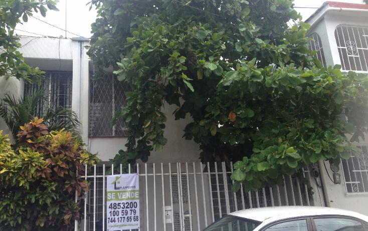 Foto de casa en venta en  , vicente guerrero fovissste, acapulco de juárez, guerrero, 1484823 No. 01