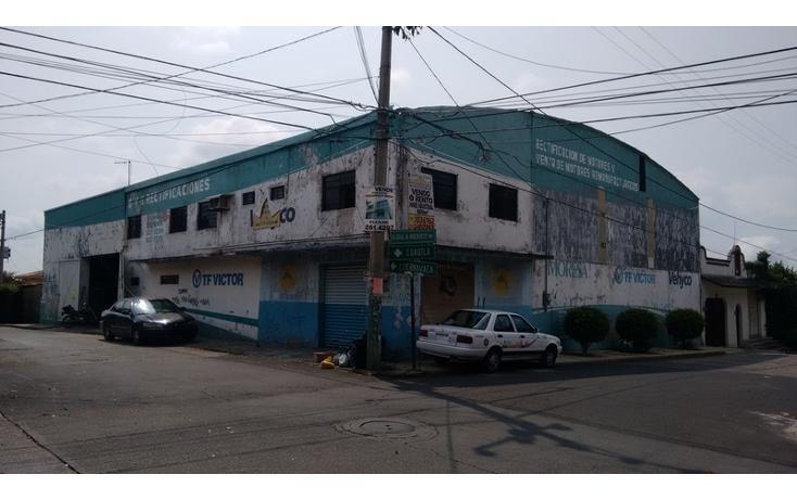 Foto de nave industrial en venta en  , vicente guerrero, jiutepec, morelos, 1354891 No. 01