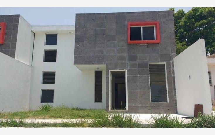Foto de casa en venta en  , vicente guerrero, jiutepec, morelos, 1925564 No. 01
