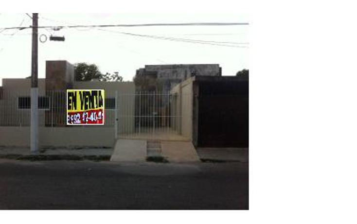 Foto de casa en venta en  , vicente guerrero, mérida, yucatán, 1281987 No. 01