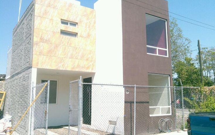 Foto de casa en venta en  , vicente guerrero, morelia, michoacán de ocampo, 2009932 No. 01