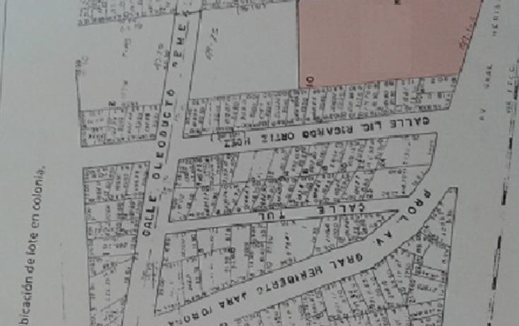 Foto de terreno comercial en venta en  , vicente guerrero, tampico, tamaulipas, 1790312 No. 02