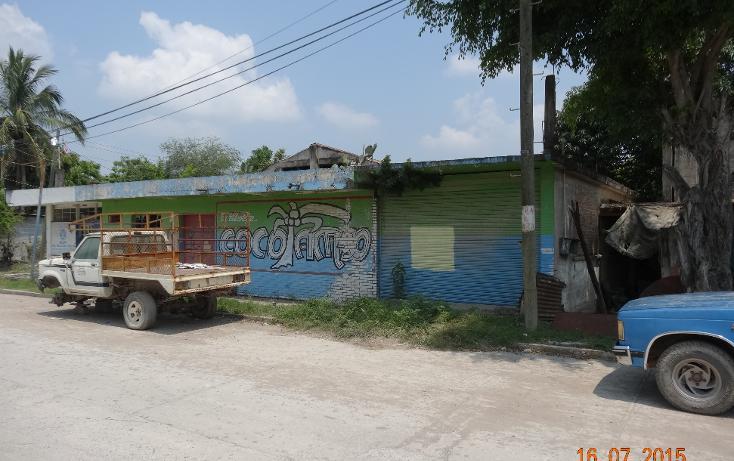 Foto de local en venta en  , vicente inguanzo, ebano, san luis potosí, 1249385 No. 01