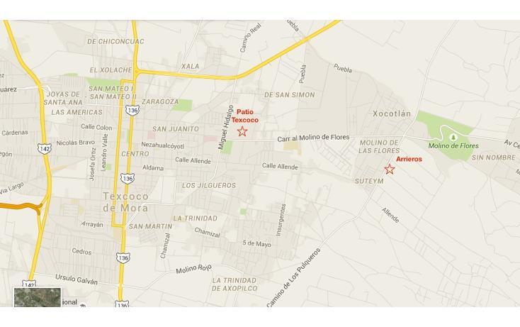 Foto de terreno comercial en venta en  , vicente riva palacio, texcoco, méxico, 1166503 No. 06