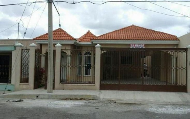 Foto de casa en venta en, vicente solis, mérida, yucatán, 1728734 no 01