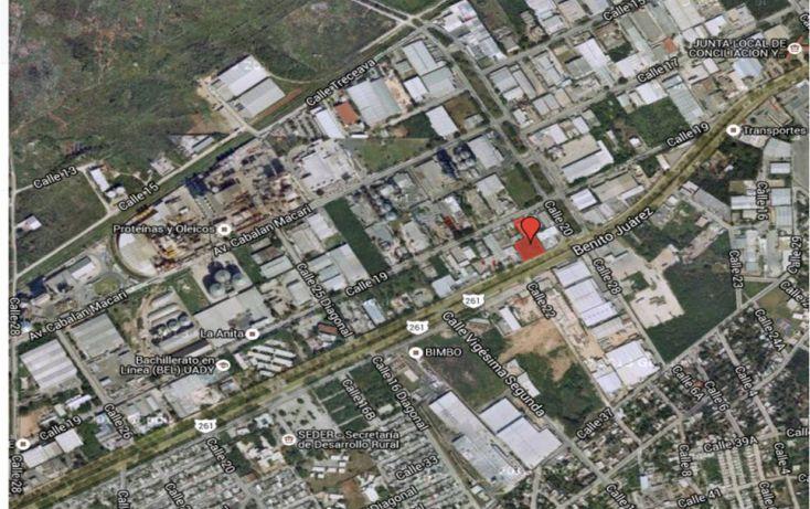 Foto de terreno industrial en venta en, vicente solis, mérida, yucatán, 1950152 no 02