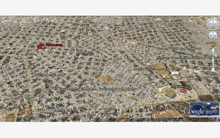 Foto de terreno habitacional en venta en  , vicente solis, mérida, yucatán, 2045074 No. 01