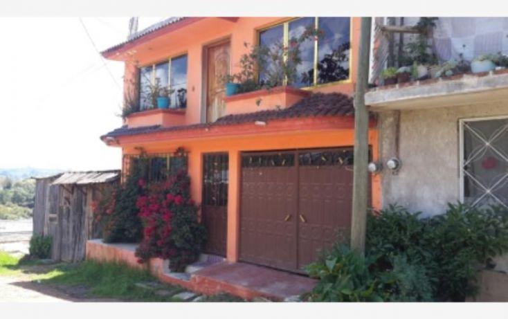 Foto de casa en venta en vicente suárez 25, eloxochitlan, zacatlán, puebla, 1537392 no 01