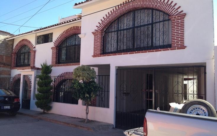 Foto de casa en venta en  , vicente suárez, oaxaca de juárez, oaxaca, 449422 No. 01
