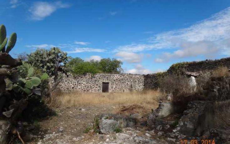 Foto de terreno habitacional en venta en vicente villagran 17, el fresnillo, nopala de villagrán, hidalgo, 1076273 no 05