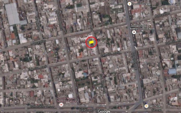Foto de terreno habitacional en venta en, victoria de durango centro, durango, durango, 1492705 no 02