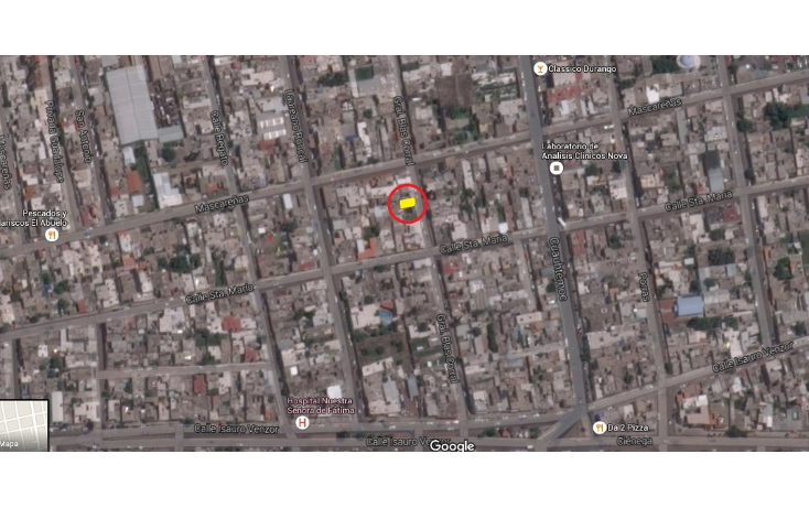 Foto de terreno habitacional en venta en  , victoria de durango centro, durango, durango, 1492705 No. 02