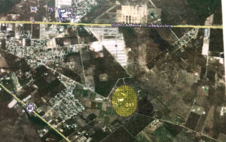 Foto de terreno habitacional en venta en, victoria, el mante, tamaulipas, 1911966 no 01