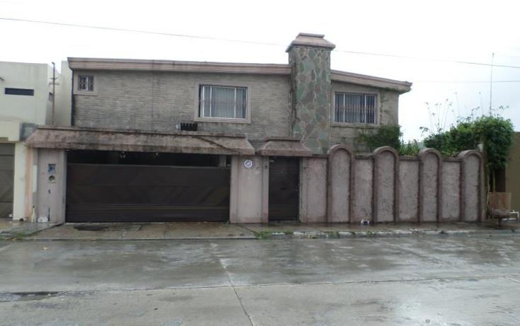 Foto de casa en venta en  , victoria, matamoros, tamaulipas, 1449241 No. 01