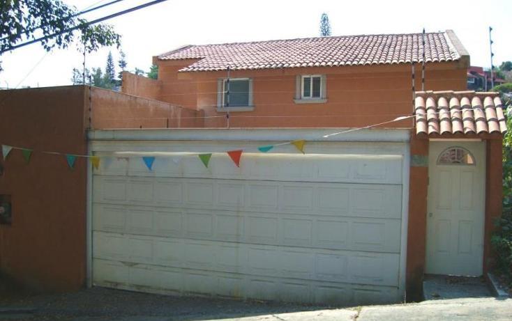 Foto de casa en venta en vieja 123, analco, cuernavaca, morelos, 1566546 No. 01