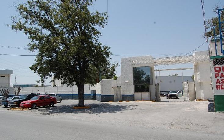 Foto de nave industrial en venta en  , viejo mezquital, apodaca, nuevo león, 1266323 No. 01