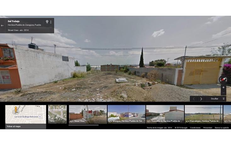 Foto de terreno habitacional en venta en  , villa albertina, puebla, puebla, 1328387 No. 01