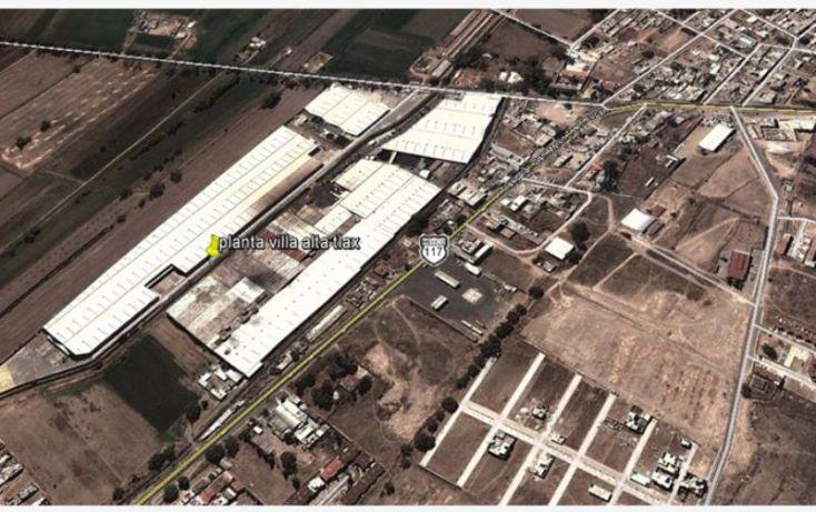 Foto de nave industrial en venta en villa alta 1, villa alta, tepetitla de lardizábal, tlaxcala, 1900376 no 01