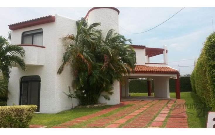 Foto de casa en venta en  , villa blanca, tuxtla gutiérrez, chiapas, 1942091 No. 01