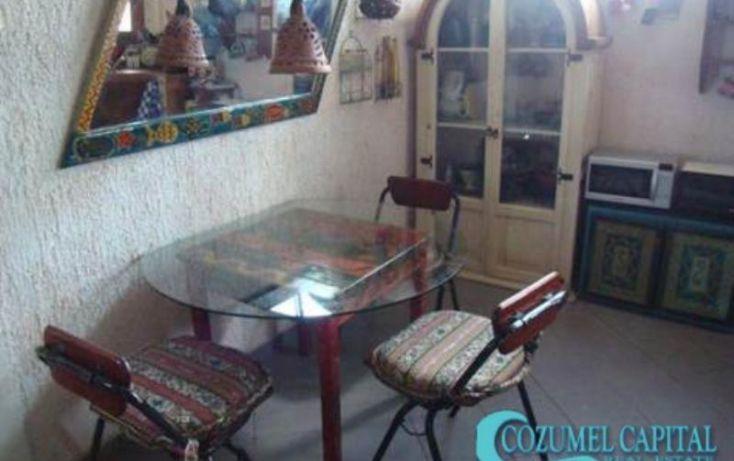 Foto de edificio en venta en villa bonita, calle hidalgo entre 40 y 45 av, adolfo l mateos, cozumel, quintana roo, 1155391 no 09