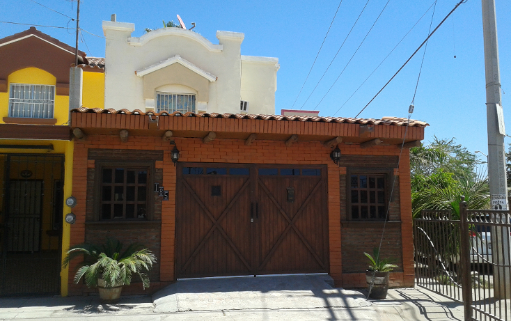 Foto de casa en venta en  , villa bonita, culiacán, sinaloa, 949419 No. 01