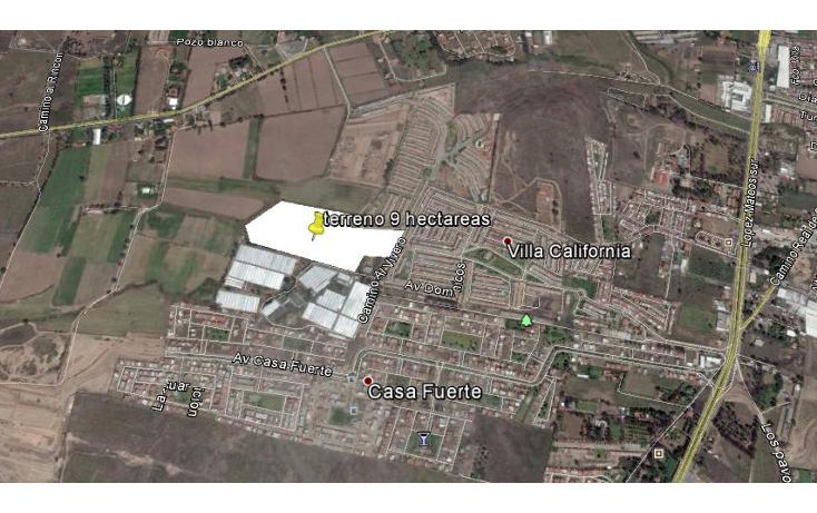 Foto de terreno habitacional en venta en  , villa california, tlajomulco de zúñiga, jalisco, 1544641 No. 01