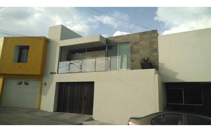 Foto de casa en venta en  , villa campestre, san luis potosí, san luis potosí, 1525337 No. 01