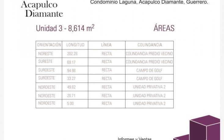 Foto de terreno habitacional en venta en villa castelli, 3 de abril, acapulco de juárez, guerrero, 629474 no 07