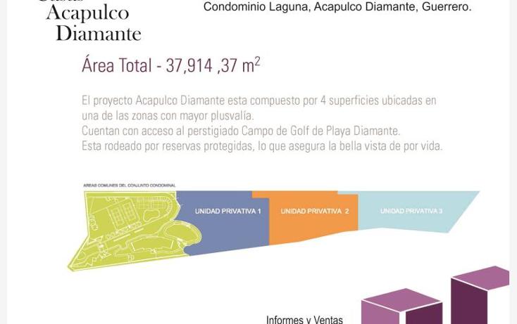Foto de terreno habitacional en venta en villa castelli n/a, playa diamante, acapulco de juárez, guerrero, 629474 No. 08