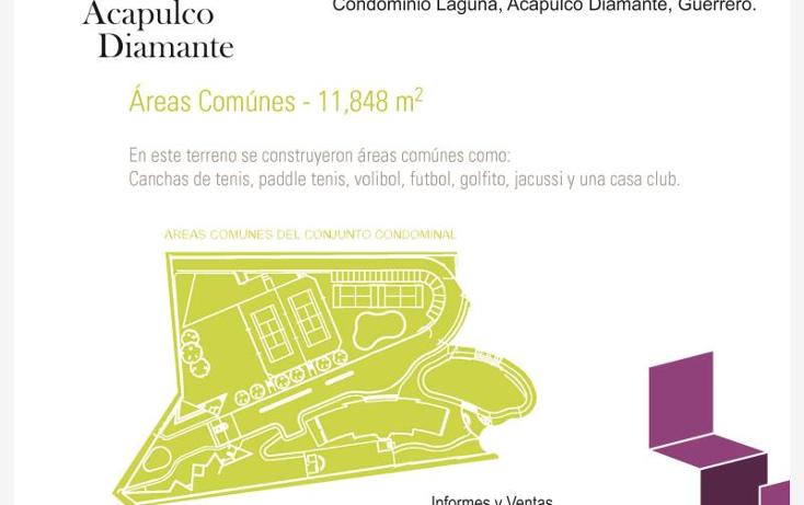 Foto de terreno habitacional en venta en villa castelli n/a, playa diamante, acapulco de juárez, guerrero, 629474 No. 09
