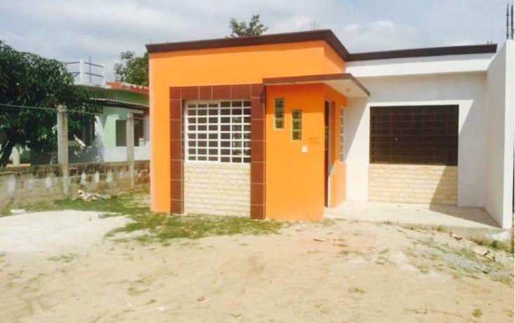 Foto de casa en venta en villa chichicapa, buena vista, comalcalco, tabasco, 1536290 no 01