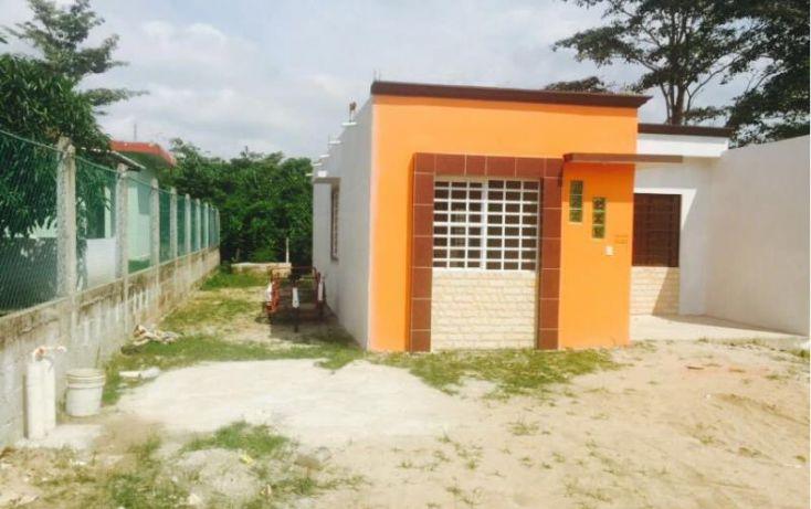 Foto de casa en venta en villa chichicapa, buena vista, comalcalco, tabasco, 1536290 no 02