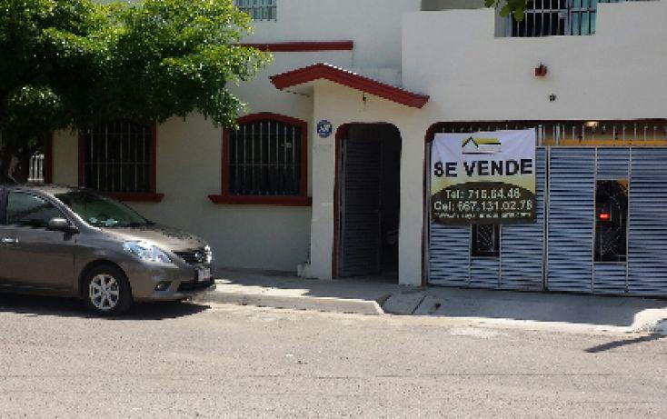 Foto de casa en venta en, villa colonial, culiacán, sinaloa, 1857674 no 01