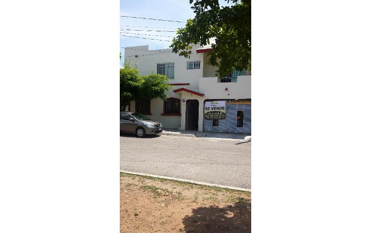 Foto de casa en venta en  , villa colonial, culiac?n, sinaloa, 1857674 No. 01