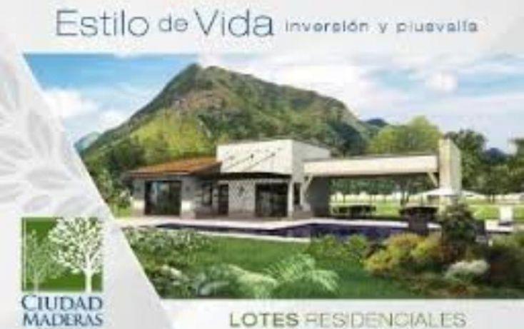 Foto de terreno habitacional en venta en villa conin 001, san isidro miranda, el marqués, querétaro, 1393357 no 02