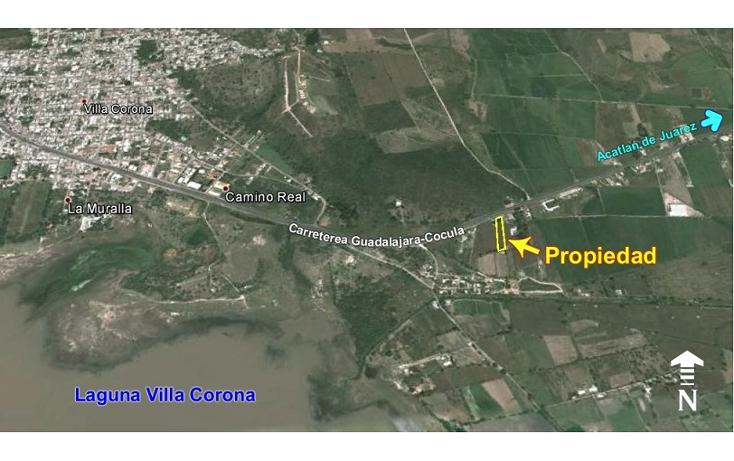 Foto de terreno comercial en venta en  , villa corona centro, villa corona, jalisco, 1489717 No. 09